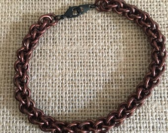 Bronze colored JPL bracelet