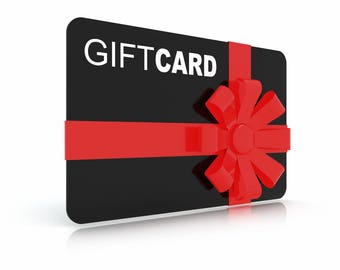 Gift Certificate - Gift Card - Etsy gift Card - Store Credit - Birthday Gift Him - African Gifts - Chrismas Gifts Mom - Birthday Gifts Mom