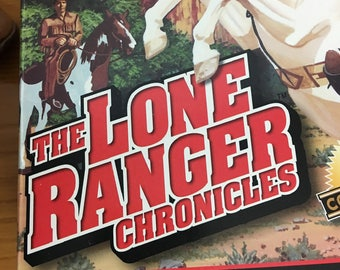 The Lone Ranger Chronicles, 5 Hours of Audio Cassette Tapes