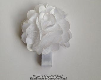 Mini Satin Mesh 2"