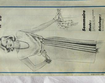 pattern books 1985 skirt portfolio and DIY rocking horse