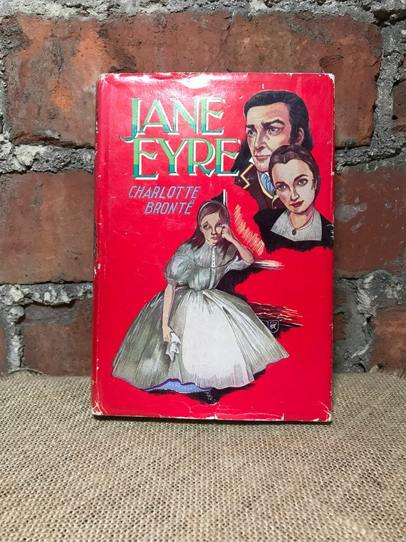 Jane Eyre | Jane Eyre Book | Charlotte Bronte | Literary Gift | Deans Classics No 17 | Abridged Edition | Collectable Book | Book Lover Gift