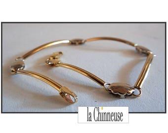 18 K Gold BRACELET / Bangle 18 K Gold / 18 k gold Vintage Bracelet.