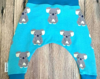 Harems, Baby Clothing, Koalas, Children's Clothing, Trousers, kids clothing, Ready made, 6-12 months
