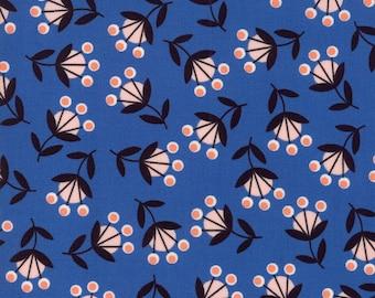 Floret in dusk, Wild Nectar, Crystal Manning for Moda 11805 22