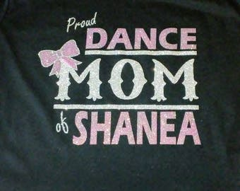 Proud dance mom of...