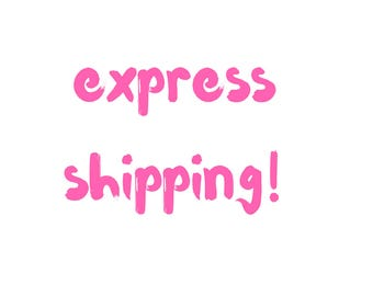 Express Shipping for Australia,Need fast shipping, Express Shipping, Pay for faster post, Easter Gifts