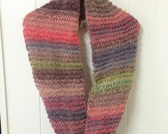 Multi color cowl