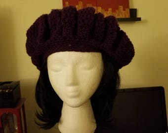 Solid Color Tam-style Hat
