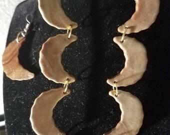 Polymer Clay Jewelry Set