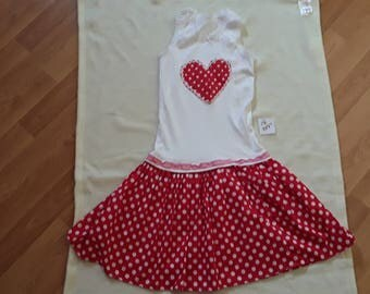 Dress heart 10 years