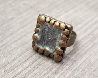 Clearance 50% Off Clearance sale,bronze Ring,Boho Ring,Statement Ring,Adjustable Ring,Vintage Ring,Bohemian Ring,Gypsy Ring
