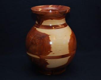Cedar Vase