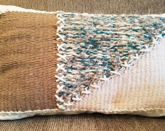 Rustic pillow small