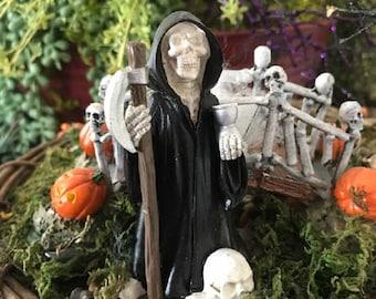 Miniature Grim Reaper