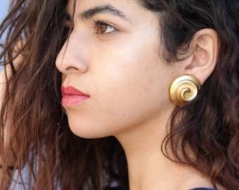 Vintage earrings Nina RICCI 80's