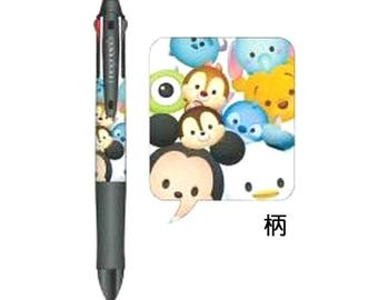 Tsum Tsum Faixion 3 Colors Pen - Black