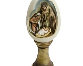 "10"" Holy Family Nativity Scene Figurine"