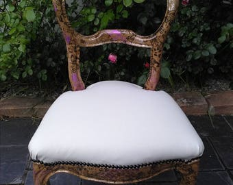 Chair style Louis Philippe
