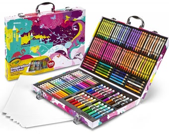 Crayola Inspiration Art Case with 140 Pieces
