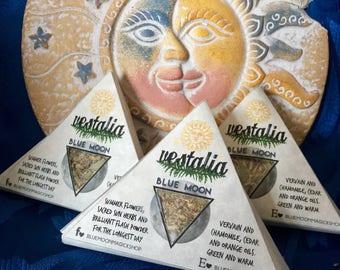 Vestalia Herbal Incense - Litha, Summer Solstice, Fire Magick