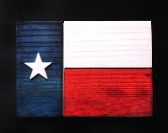 3D Mini Texas Flag