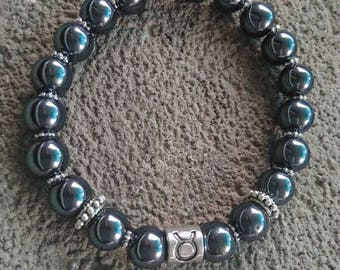 Please Bracelet energized well-being in your astrological sign and Hematite