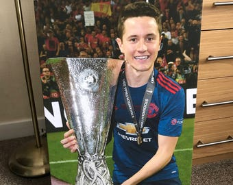 NEW Ander Herrera Canvas