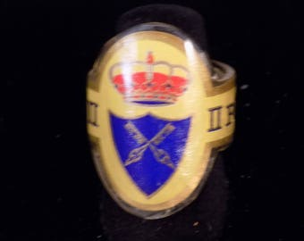 Felipe II Cigar Band Ring