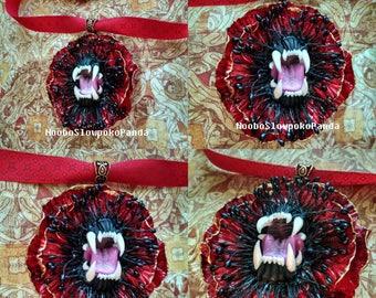 Red Poppy Chocker