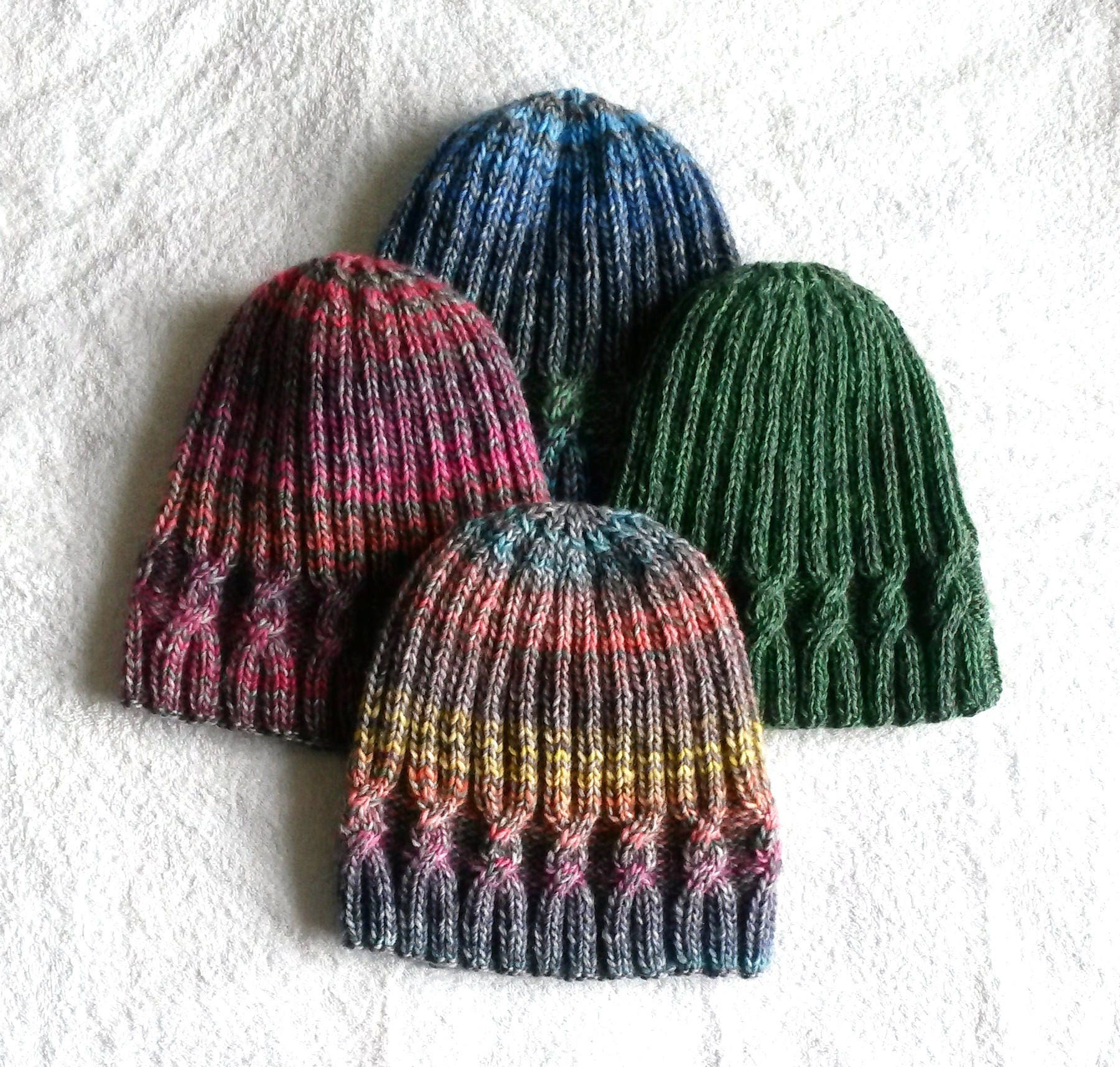 Knitting pattern instant download pdf beanie hat pattern cable knitting pattern instant download pdf beanie hat pattern cable knit hat pattern aran hat pattern simple cable beanie unisex design bankloansurffo Choice Image