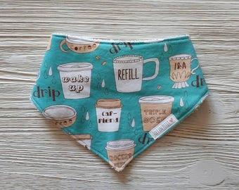 Bib, bandana, scarf, bib, bib, 110f, coffee, espresso, tea, latte, coffee, tea, latte