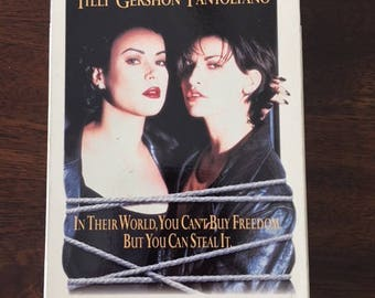 Bound VHS Video Rare Erotic Movie