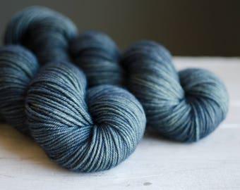 The Huntsman   Superwash Merino   DK Weight   Hand dyed yarn   Ready to ship
