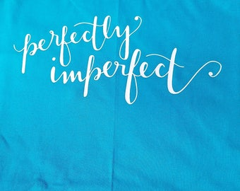 Iron on transfer, iron on, graduation gift, monogram, monograms, perfectly imperfect iron on, perfectly imperfect, diy