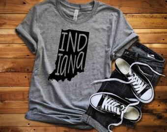 Indiana shirt -Indiana T-shirt