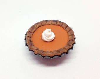 Pumkin Pie Magnet