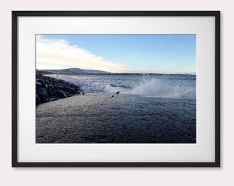 Crashing Wave, Strandhill, Co. Sligo, Ireland