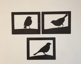 Song Bird Wall Art