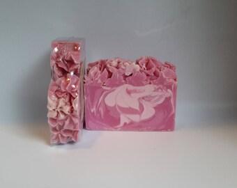 Cherry Blossom Handmade Soap