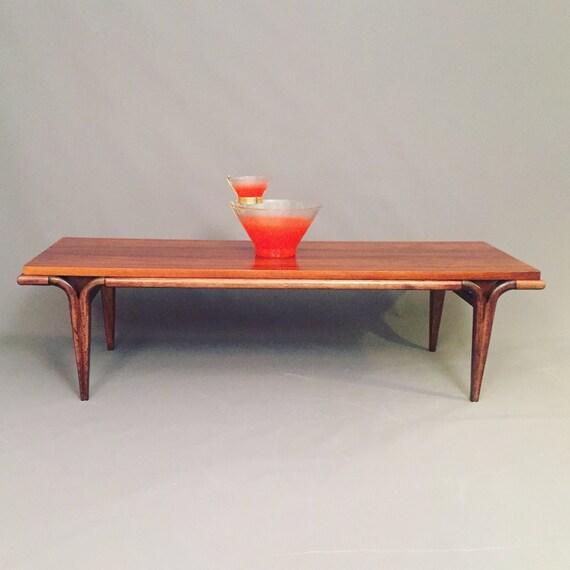 Mid century Danish modern coffee table.
