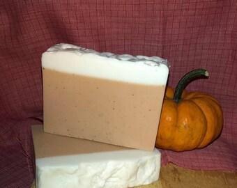 Pumpkin Pie Soap Bar - CLEARANCE