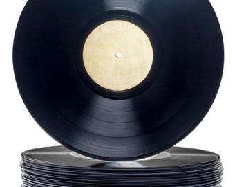 """Short Run Special - Five 12"""" Vinyl Records (For Bands, Recording Artists only :)"""