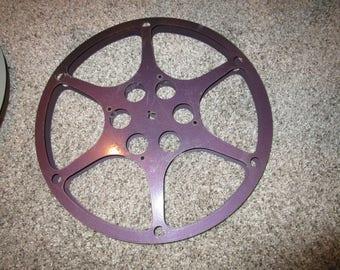 """12"""" wide, 16mm metal film reels"""