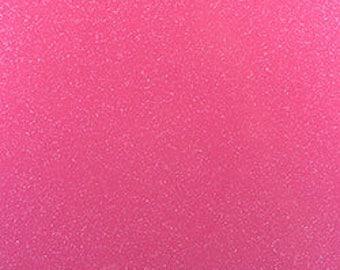 "133 Melon 12""x 12""  StyleTech 2000 Ultra Metallic Glitter Adhesive Indoor / Outdoor Vinyl - Similar to Oracal 651"