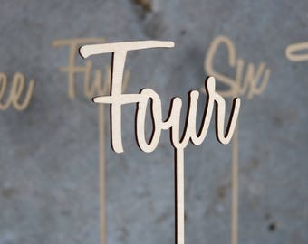 Wooden Table Number, Vintage wedding table Number, table decor, wedding decor, Wedding Table Number, Wedding Table Name, rustic, Boho