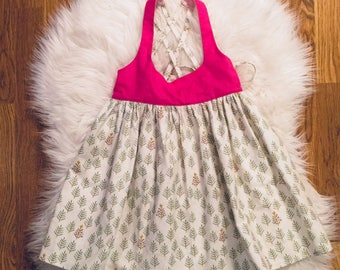 Penny Pinafore Skirt
