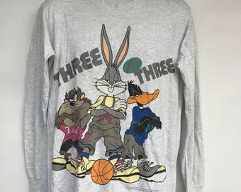 Vintage Looney tunes 1993 long sleeve tshirt