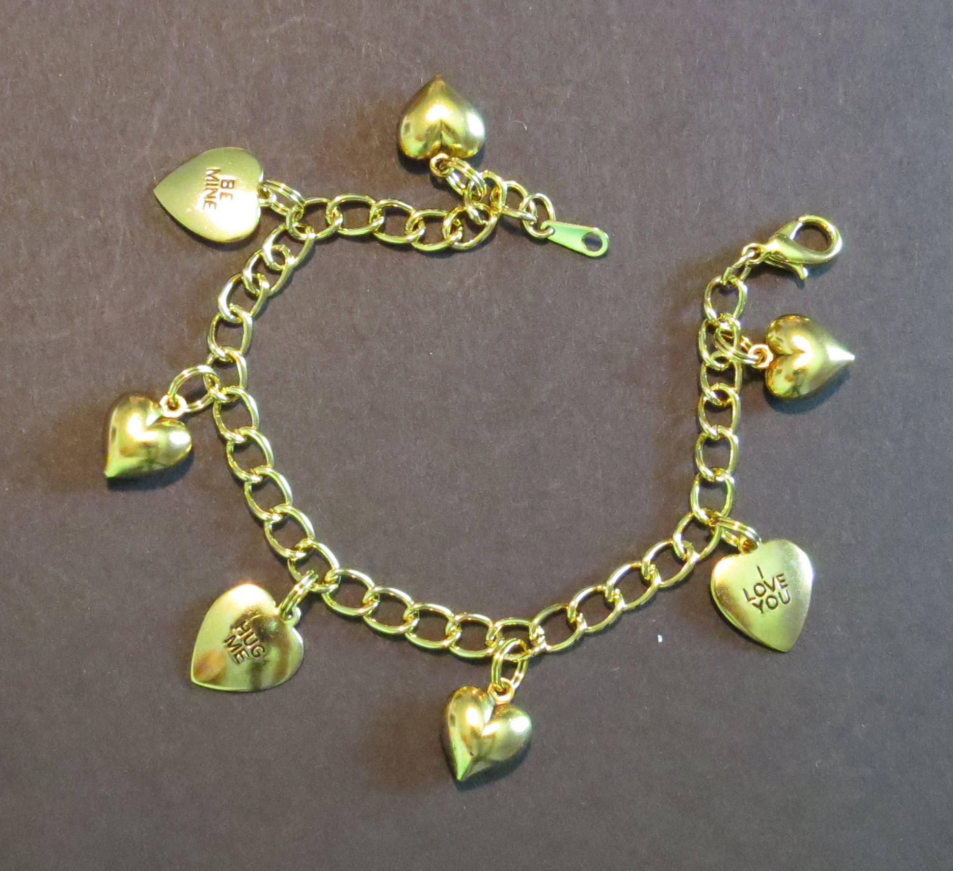 yellow karat id gold j charm bracelets anklet ankle sale at for anklets jewelry z bracelet