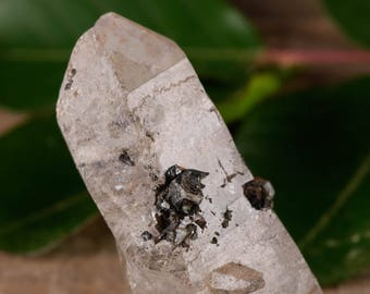 One Small WITCHES FINGER QUARTZ Crystal - Raw Quartz Point, Healing Crystal, Healing Stone, Meditation Crystal, Rocks and Gems E0480